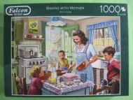 Baking with Mother (1084)
