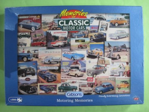 Memories of Classic British Cars (1092)