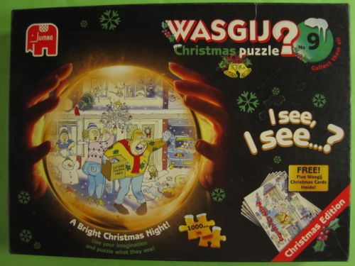 A Bright Christmas Night (1120)