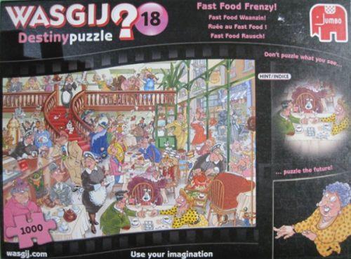 Fast Food Frenzy (1169)