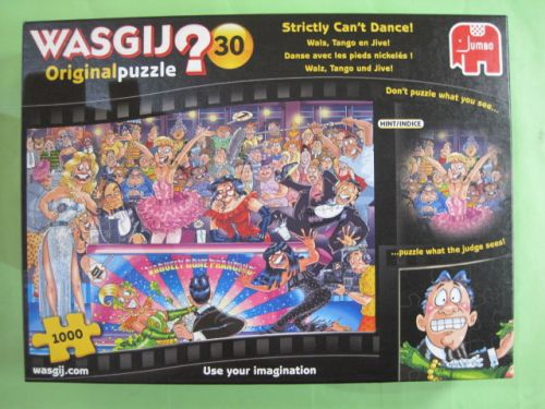 Strictly can't dance (1194)