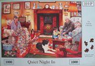 Quiet Night in (1202)
