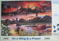 On a wing & a prayer (1220)