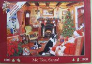 Me too, Santa (1231)