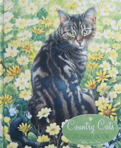 Country Cats Jigsaw Book (1236)