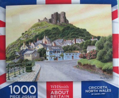 Criccieth, North Wales (1241)