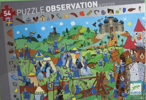 Puzzle Observation (1246)