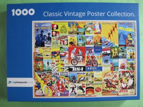 Classic Vintage Poster Collection (1257)