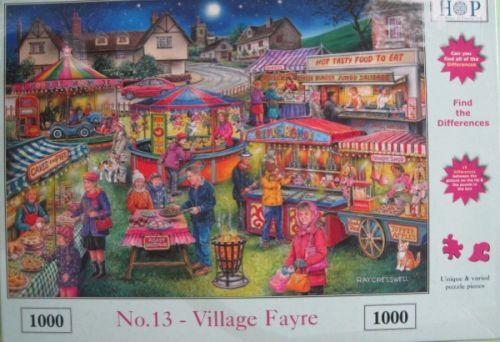 No.13 - Village Fayre (1263)