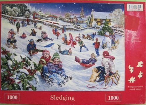 Sledging (1264)