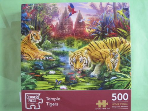 Temple Tigers (1290)
