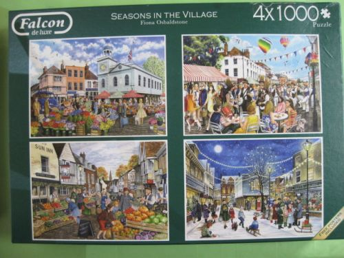 Seasons in the Village (1293)