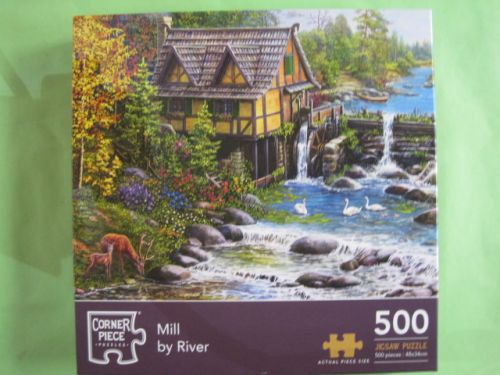 Mill by the River (1299)