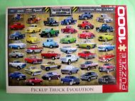Pickup Truck Evolution (1369)