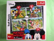 Mickey Mouse & Friends (1371)
