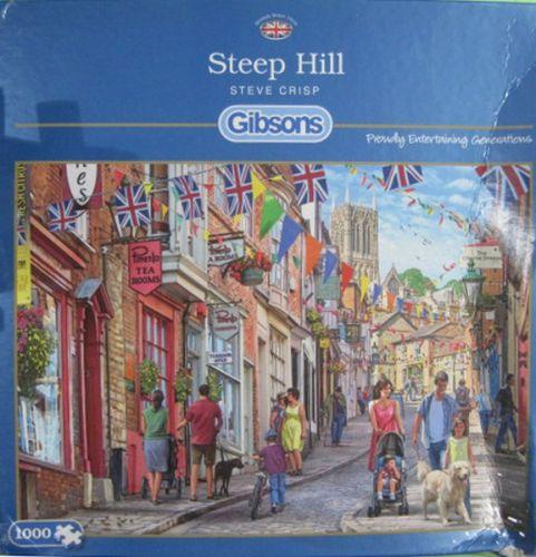 Steep Hill (1409)