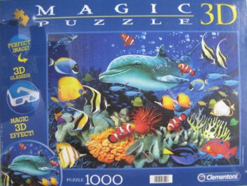 Magic Puzzle (1422)