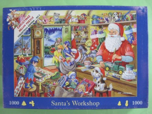 Santa's Workshop (1453)