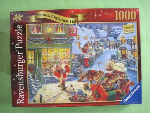 Santa's Christmas List (1528)