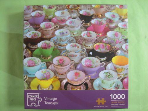 Vintage Teacups (1540)