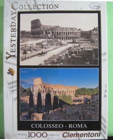 Colosseo, Rome (1614)