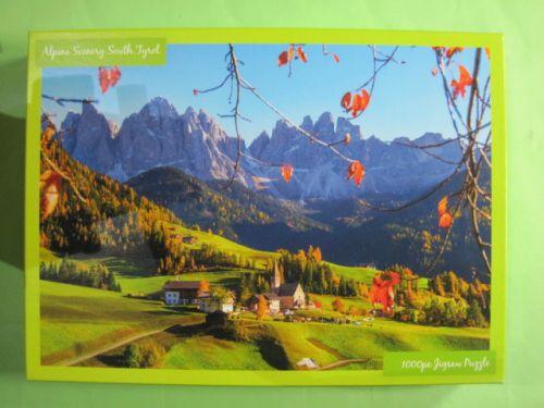 Alpine Scenery, South Tyrol (1824)