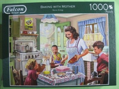 Baking with Mother (2058)