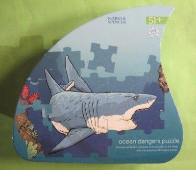 Ocean Dangers (2072)