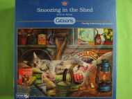 Snoozing in the shed (217)