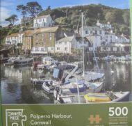 Polperro Harbour, Cornwall (2248)