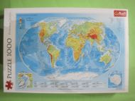 Physical Map of the World (2254)