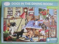 Dogs in the Dining Room (2351)