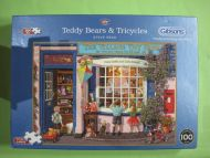 Teddy Bears & Tricycles (2362)