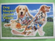 Dog Shaped Jigsaw (2479)