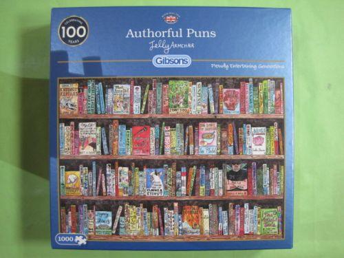 Authorful Puns (2494)
