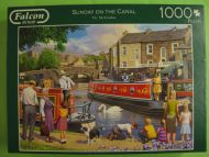 Sunday on the Canal (2504)