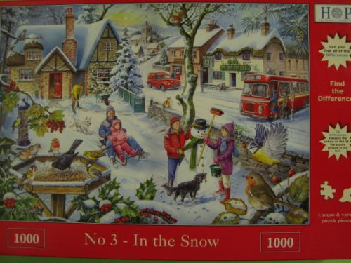 No. 3 - In the snow (256)