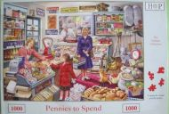 Pennies to spend (2622)