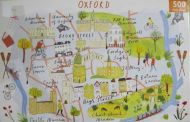 Oxford Map (2896)