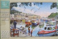 Crabbing at the Harbour (2935)