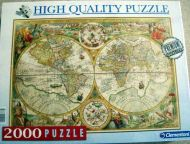 Ancient Map (3038)