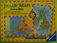 Maps of Europe & British Isles (334)