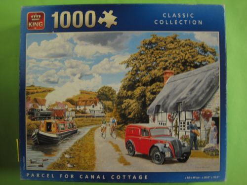 Parcel for Canal Cottage (400)