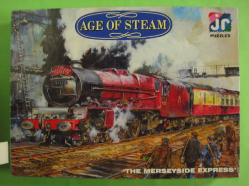 The Merseyside Express (408)