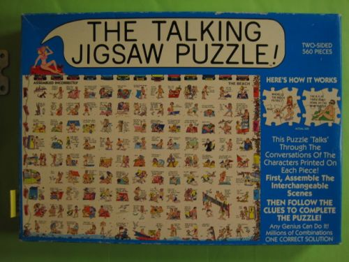 The Talking Jigsaw Puzzle (426)