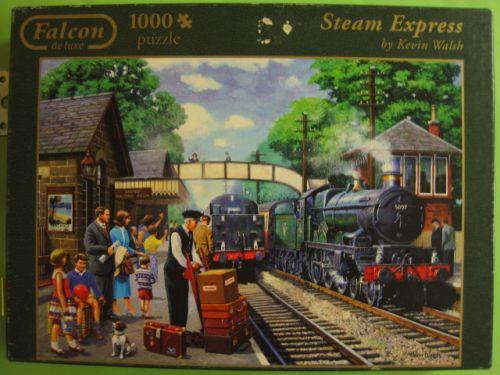 Steam Express (428)