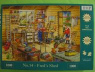 No. 14 - Fred's Shed (446)