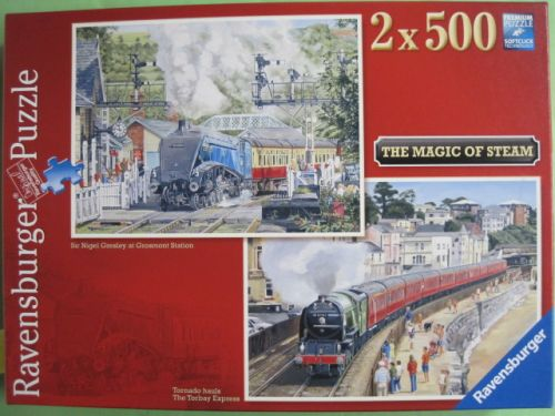 The magic of steam (496)