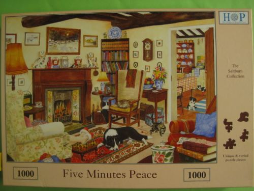 Five Minutes Peace (543)