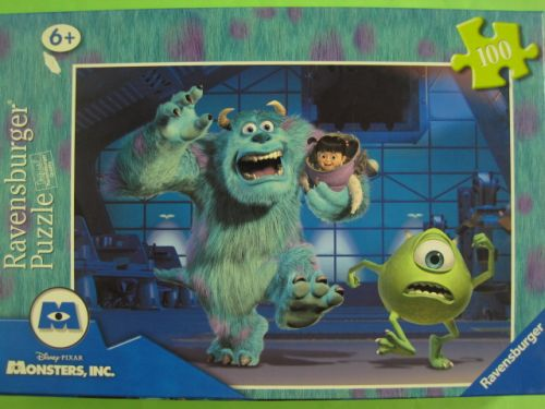 Sully, Mike and Boo (595)